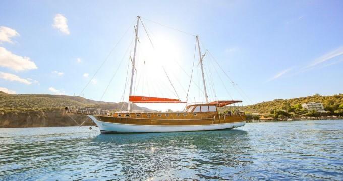 Rental Sailboat in Göcek - Custom Made Naos
