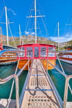 Boat rental Custom Made Naos in Göcek on Samboat