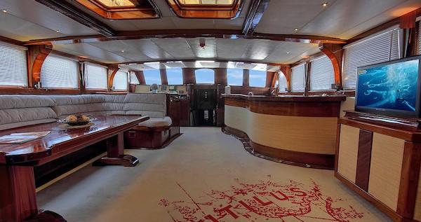 Rental Sailboat in Fethiye - Unknown Nautilus