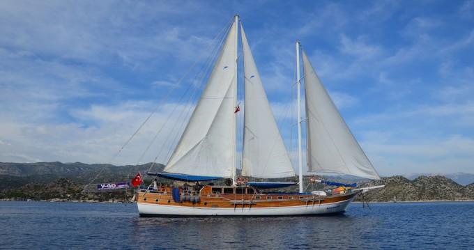 Rental Sailboat in Rhodes - Unknown Northwind
