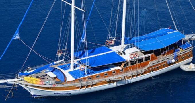 Boat rental Unknown Northwind in Rhodes on Samboat