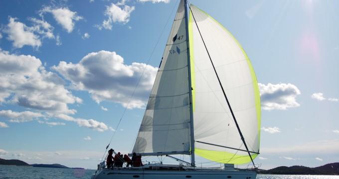 Rental yacht Biograd na Moru - Bavaria Bavaria 47 Cruiser on SamBoat