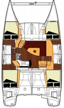 Catamaran for rent Turkey at the best price