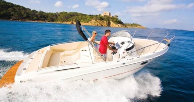 Boat rental Bayliner Bayliner Avanti 8 in Zadar on Samboat