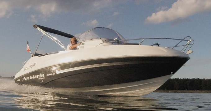 Hire Motorboat with or without skipper An Marine Zadar