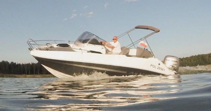 Rental Motorboat in Zadar - An Marine Marine Time 565 Sundeck