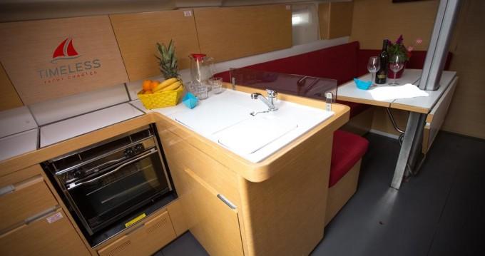 Boat rental Elan Elan 350 Performance - 3 cab. in Biograd na Moru on Samboat