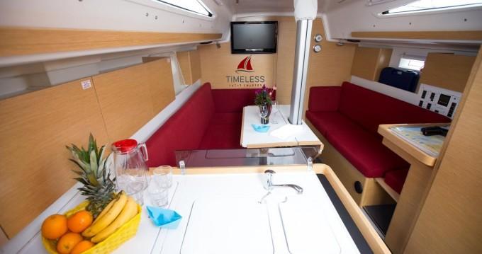Rental Sailboat in Biograd na Moru - Elan Elan 350 Performance - 3 cab.