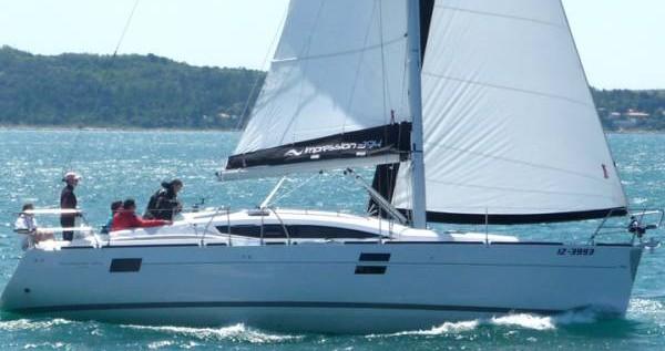 Boat rental Elan Impression 394 in Biograd na Moru on Samboat