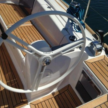 Rental Sailboat in Biograd na Moru - Elan Impression 444
