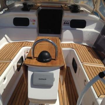 Rental yacht Biograd na Moru - Elan Impression 444 on SamBoat