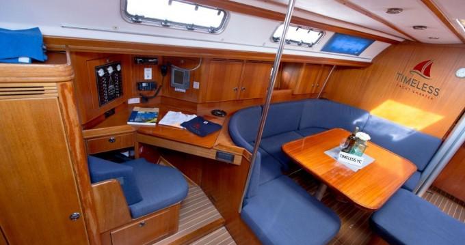 Rental Sailboat in Biograd na Moru - Elan Elan 45