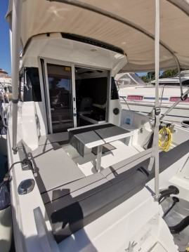 Jeanneau Merry Fisher 795 between personal and professional Zadar