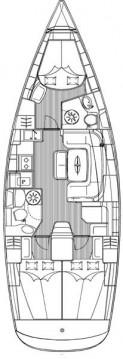 Rental yacht Lefkas Egremni - Bavaria Bavaria Cruiser 39 on SamBoat