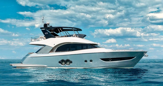 Rental Motorboat in Trogir - Monte Carlo Yachts MCY 66