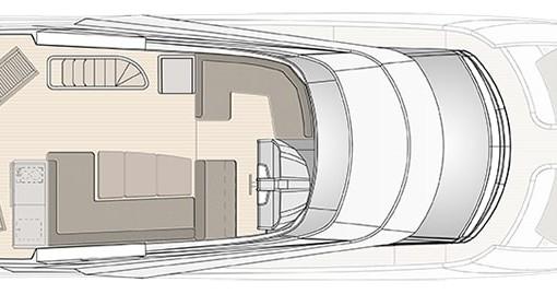 Boat rental Trogir cheap MCY 66