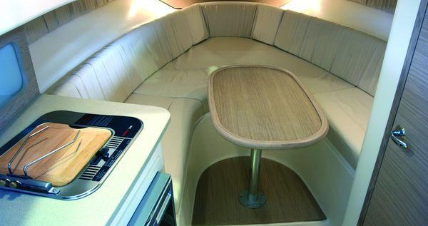 Hire Motorboat with or without skipper Capelli Olbia