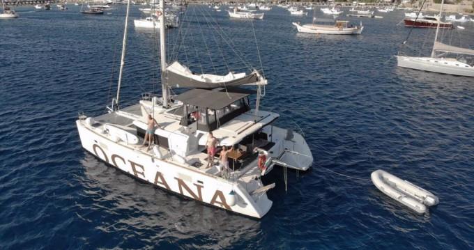 Rental yacht Piraeus - Lagoon Lagoon 450 F on SamBoat