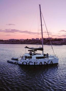Boat rental Piraeus cheap Lagoon 450 F