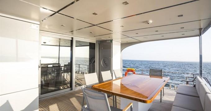 Rent a Custom Made Timeless Yacht 78' Kaštela