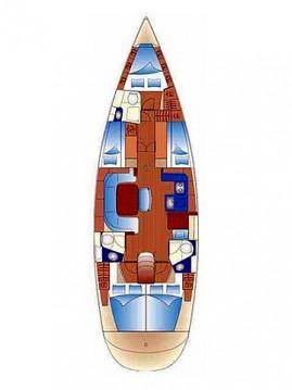 Hire Sailboat with or without skipper Bavaria Šibenik