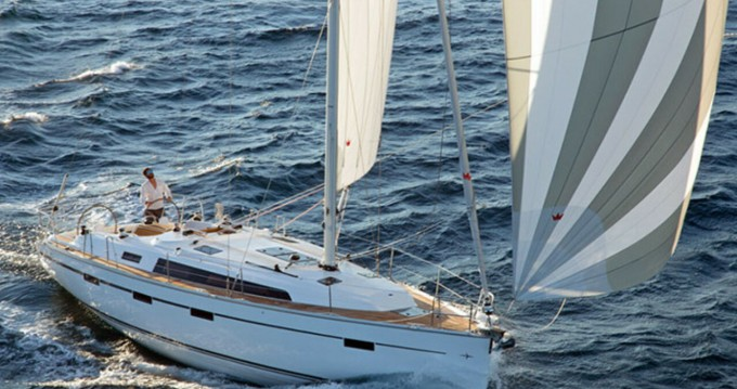 Rental yacht Šibenik - Bavaria Cruiser 41 on SamBoat