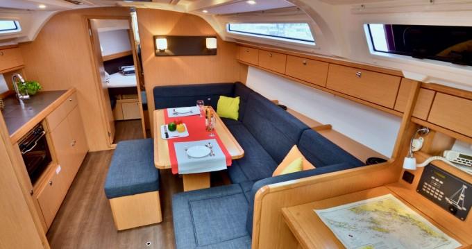Bavaria Cruiser 41 between personal and professional Šibenik