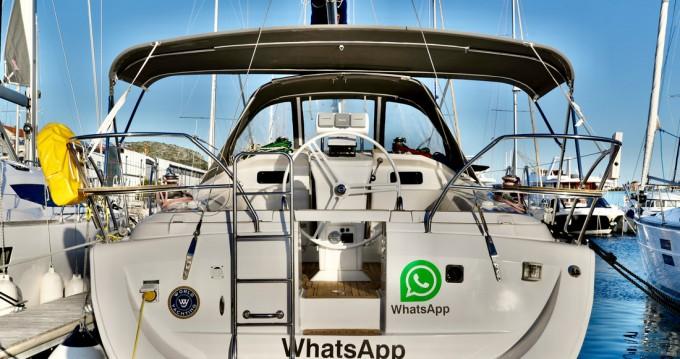 Boat rental Šibenik cheap Impression 384