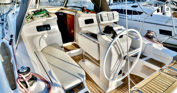 Boat rental Elan Impression 384 in Šibenik on Samboat