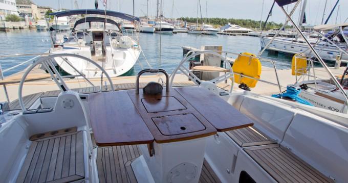Boat rental Šibenik cheap Impression 444