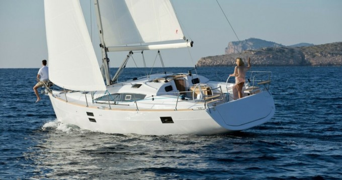 Rental Sailboat in Šibenik - Elan Impression 40