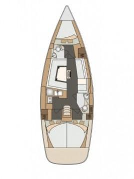 Boat rental Šibenik cheap Impression 40