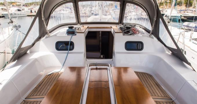 Boat rental Šibenik cheap Impression 45