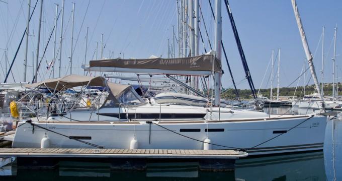 Rental Sailboat in Šibenik - Jeanneau Sun Odyssey 409 Performance