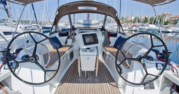 Boat rental Jeanneau Sun Odyssey 409 Performance in Šibenik on Samboat