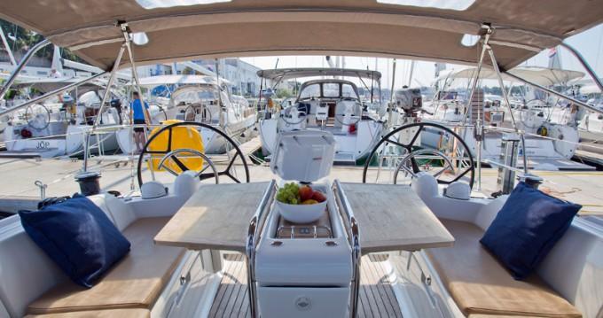 Rental yacht Šibenik - Jeanneau Sun Odyssey 409 Performance on SamBoat