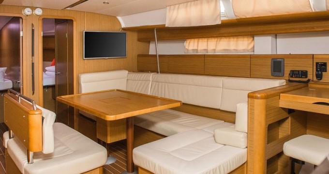 Rental Sailboat in Šibenik - Jeanneau Sun Odyssey 49i