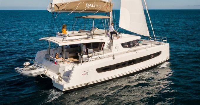 Rental yacht Fethiye - Catana Bali 4.6 - 4 + 2 cab. on SamBoat
