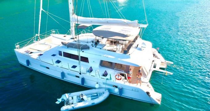 Boat rental Turgutreis cheap Lagoon 620