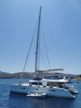 Rental yacht Turgutreis - Lagoon Lagoon 620 on SamBoat