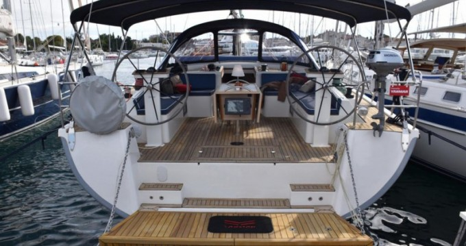 Hire Sailboat with or without skipper D&D Yacht Seget Donji