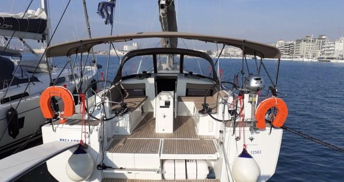 Rent a Jeanneau Sun Odyssey 490 Deme of Volos