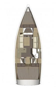 Boat rental Portisco cheap Dufour 350 GL