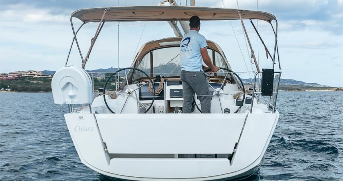 Dufour Dufour 350 GL between personal and professional Portisco