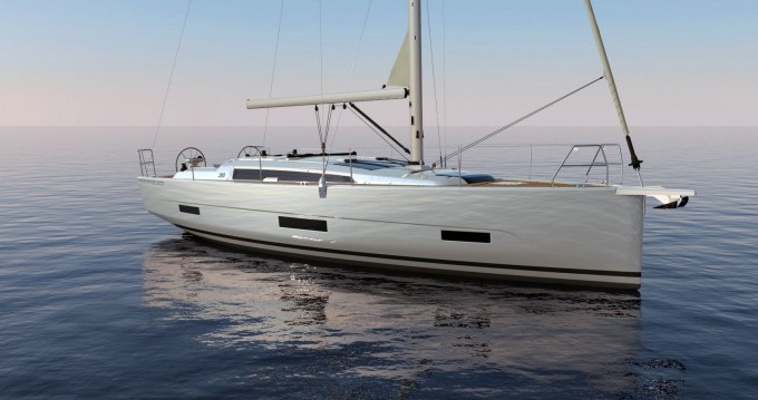 Dufour Dufour 390 GL between personal and professional Portisco
