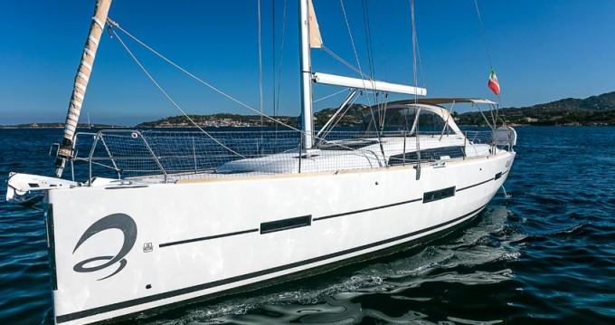 Boat rental Portisco cheap Dufour 412 Grand Large