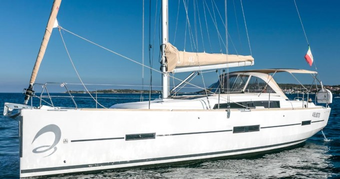Dufour Dufour 412 Grand Large between personal and professional Portisco