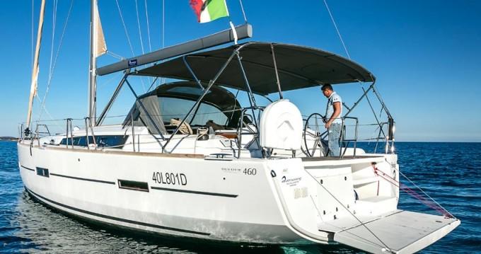Boat rental Dufour Dufour 460 Grand Large in Portisco on Samboat