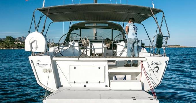 Boat rental Portisco cheap Dufour 460 Grand Large