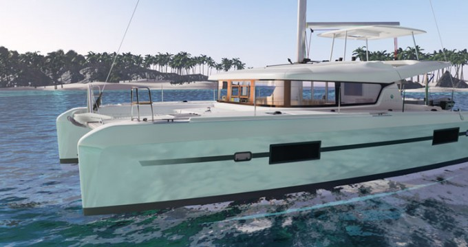 Rental Catamaran in Portisco - Lagoon Lagoon 42